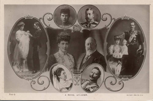 Household of King Edward VII and Queen Alexandra