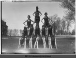 Women's Gymnastics, North Dakota Agricultural College