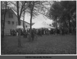 Homecoming, Barbecue Tent, North Dakota Agricultural College