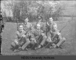 Rifle Team, North Dakota Agricultural College