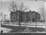 Minard Hall, North Dakota Agricultural College