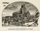 Northern Pacific Elevator, Dawson, N.D.