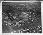 Aerial of North Dakota Agricultural College, Fargo, N.D.