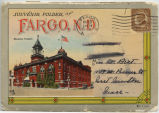 Fargo, N.D. The Biggest Little City in the World