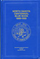 North Dakota centennial blue book, 1889-1989