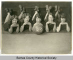 State Normal College girls basketball team, Valley City, N.D.