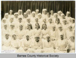 Red Cross Supervisors, World War I, Valley City, N.D.