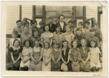 Fifth and sixth grades and graduates, Towner County, N.D.