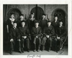 Dickinson State Teachers College graduating class, Dickinson, N.D.