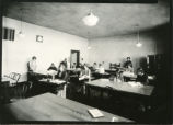 Dickinson State Normal School sewing class, Dickinson, N.D.