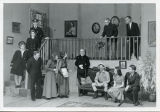 "Dickinson State Teachers College cast of ""Arsenic and Old Lace,"" Dickinson, N.D."
