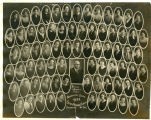 Dickinson State Normal School graduating class, Dickinson, N.D.