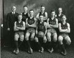 Dickinson State Normal School men's basketball team, Dickinson, N.D.