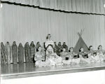 Dickinson State Teachers College Homecoming Indian Ceremonial, Dickinson, N.D.