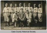 Athletic Inter-City Champions 1911, Moorhead, Minn.