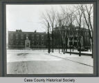 St. Luke's Hospital and Fargo Clinic exteriors, Fargo, N.D.