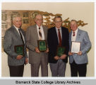 Bismarck State College Hall of Fame inductees, Bismarck, N.D.
