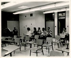 Music class at Bismarck Junior College, Bismarck, N.D.