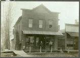 General Store of Elmer Wetherbee, Fairmount, N.D.