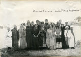 "Cast of ""Queen Esther,"" Valley City, N.D"