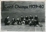 Enderlin High School Basketball, Conference Champions, Enderlin, N.D.