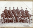 Officers of the 1st Regiment, North Dakota Infantry, San Francisco, Calif.