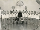 Enderlin High School basketball team, Enderlin, N.D.