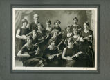 Ukulele band, Enderlin, N.D.