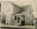 House near Mountain, N.D.