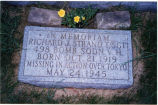 Richard J. Strand memorial, St. Thomas, N.D.