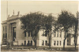 Pembina County Courthouse, Cavalier, N.D.