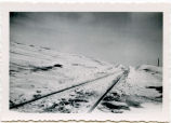 Northern Pacific Railway cut in Alice, N.D.