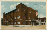 Auditorium and Armory, Fargo, N.D.