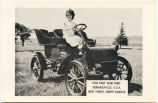 1903 First Year Ford Model A Automobile
