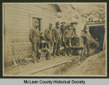 Coal miners, Washburn, N.D.