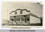 Nelson's Grocery Store, Washburn, N.D.