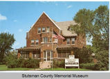 Stutsman County Memorial Museum, Jamestown, N.D.