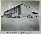 Original Schafer Building at Bismarck Junior College, Bismarck, N.D.