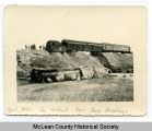 Railroad accident, McLean County, N.D.