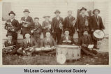 First Washburn City Band, Washburn, N.D.