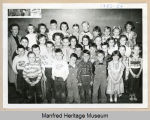 1953-54 Manfred class, lower grades, Manfred, N.D.
