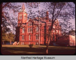 Griggs County Courthouse, Cooperstown, N.D.