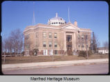 Mountrail County Courthouse, Stanley N.D.