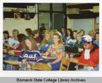 Classroom of students at Bismarck State College, Bismarck, N.D.