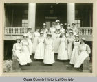 St. Luke's Hospital and students, Fargo, N.D.