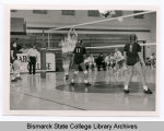 Women's volleyball at Bismarck State College, Bismarck, N.D.