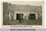 Entry to Knife River Coal Mining Co., Mercer County, N.D.