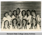 Bismarck Junior College Women's Track and Field Team