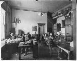 Pure Seed Laboratory, Minard Hall, North Dakota Agricultural College