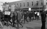 Anti-ballistic Missile protesters, Fargo, N.D.